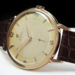 Rotgold Omega 38mm Oversize y1842 (3)