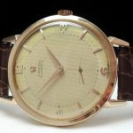 Rotgold Omega 38mm Oversize y1842 (4)