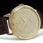 Rotgold Omega 38mm Oversize y1842 (5)