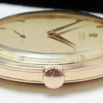 Rotgold Omega 38mm Oversize y1842 (6)