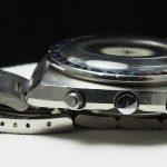 Seiko Pepsi Pogue Vintage Chronograph blue dial