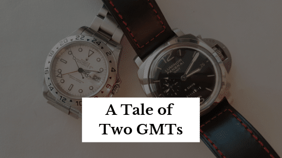 A Tale of Two GMTs
