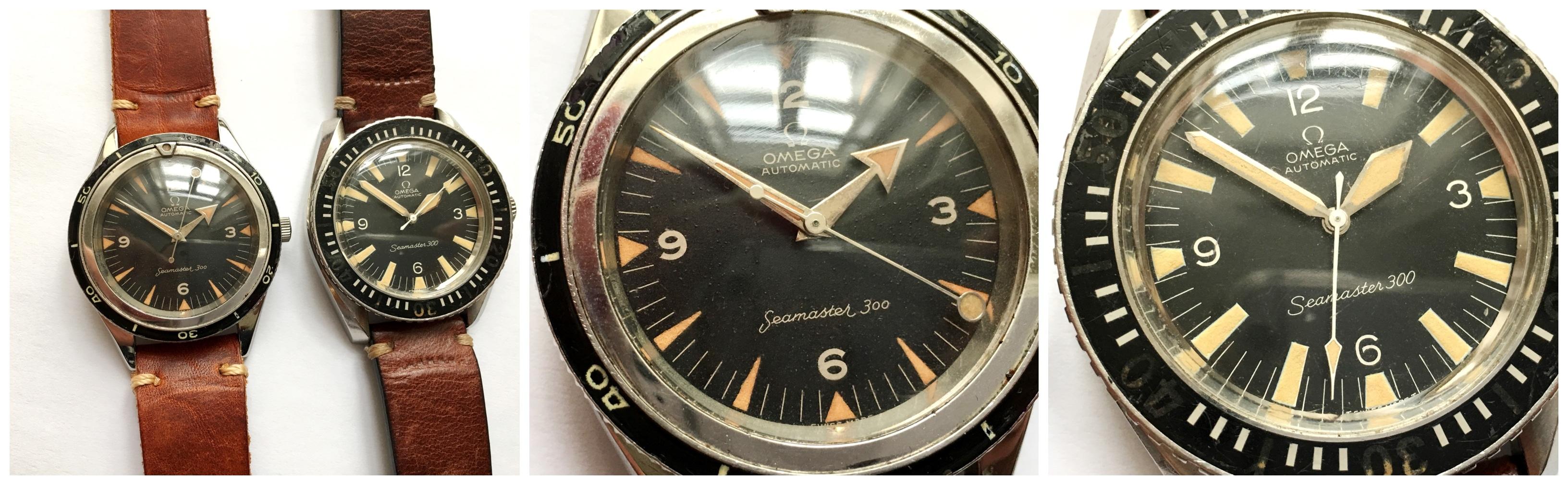 Vintage Legends: Omega Seamaster 300