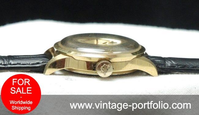 Schöne Ulysse Nardin Damenuhr Vintage