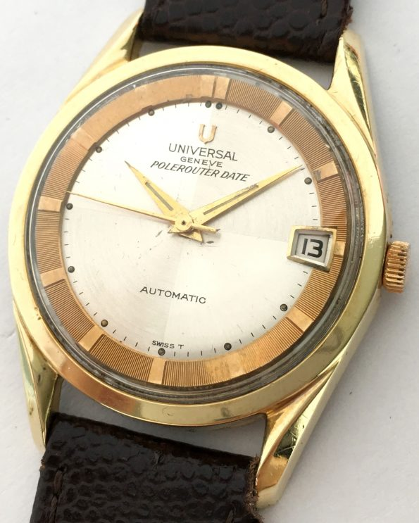 Universal Geneve Polerouter Automatic Vintage