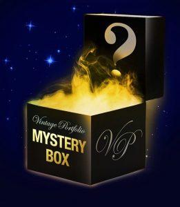 Mystery Box - Omega Seamaster Vintage