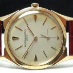 Rare Vacheron Constantin in solid gold 6068