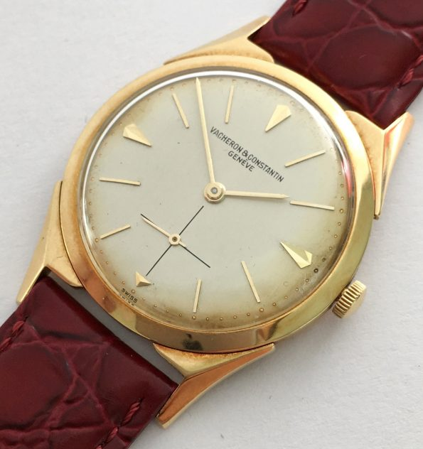 Rare Vacheron Constantin in solid gold 6068