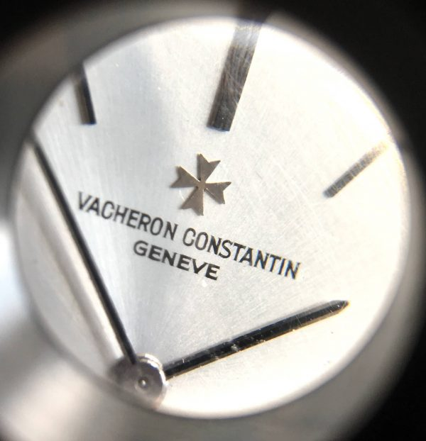 Ultraslim Vacheron Constantin in 18ct Solid White gold Vintage