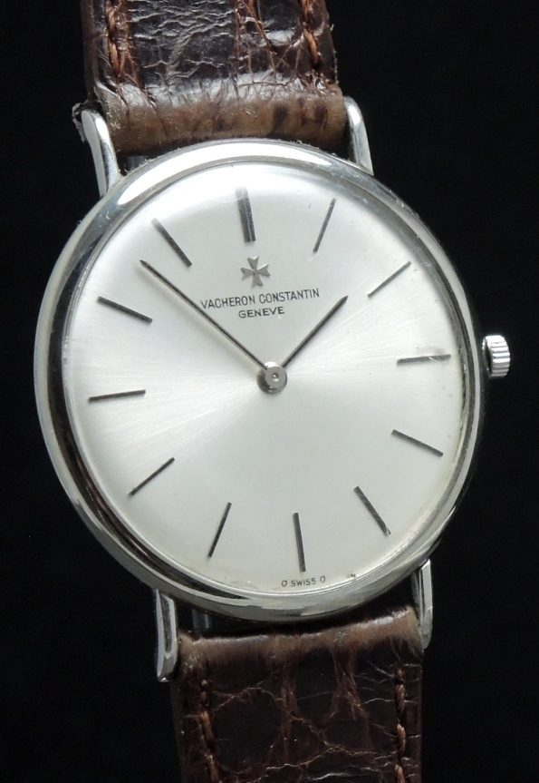 Ultraslim Vacheron Constantin in 18ct Solid White gold Vintage