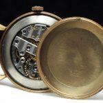 Ladies Vacheron Constantin in Solid Gold with Teardrop Case