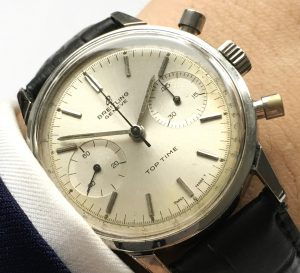 Vintage Breitling Top Time gm34 (1)