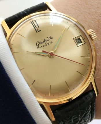 36mm Vintage Glashütte Date
