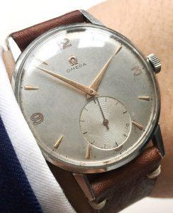 Vintage Omega y1729 (1)