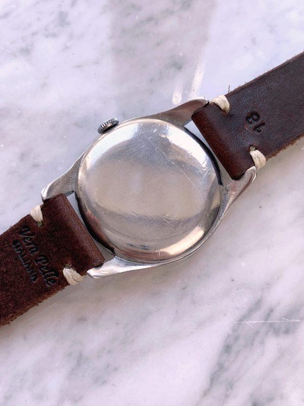 Serviced Vintage Omega 36mm ref 2503 with Original black gilt dial