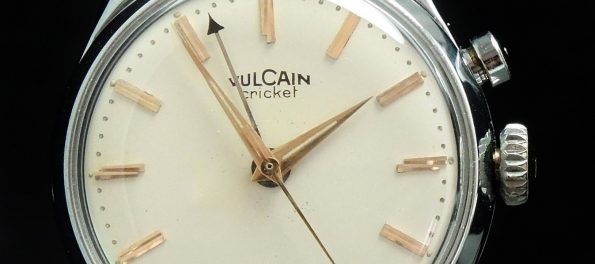 Great Vulcain Cricket Vintage Top Condtion