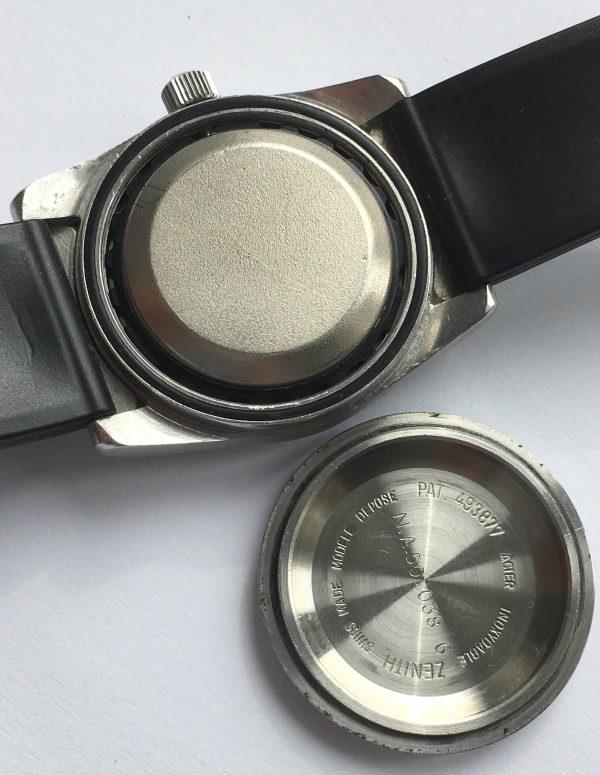 Important Zenith Defy GAUSS Amagnetic watch