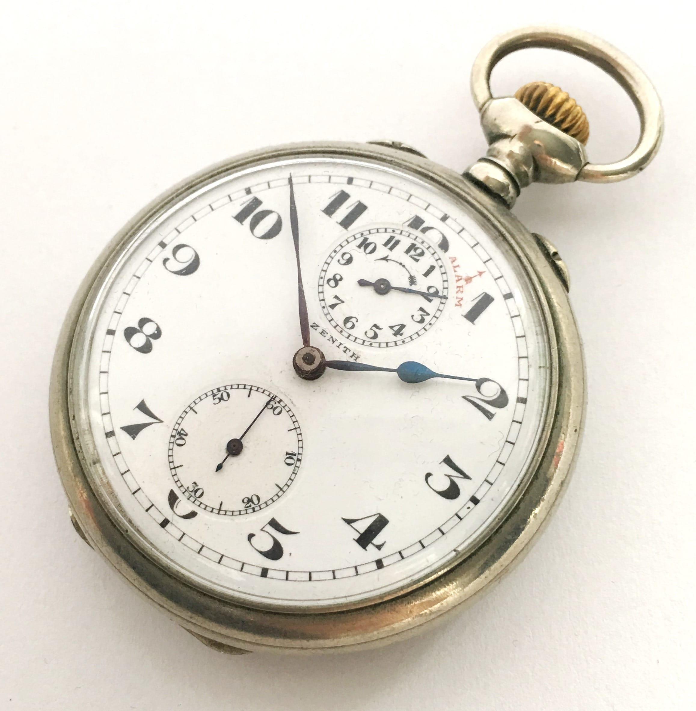 Zenith Pocket Watches