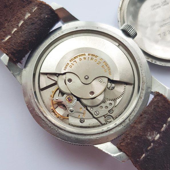 Zodiac Seawolf mit Drehlünette Vintage