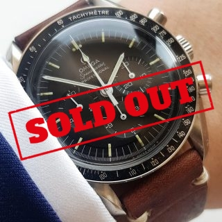 Serviced Omega Speedmaster Pre Moon 145.022-69 cal 861