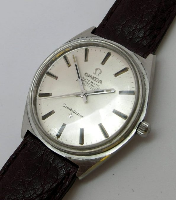 Extremely rare Omega Constellation Ref 167.015