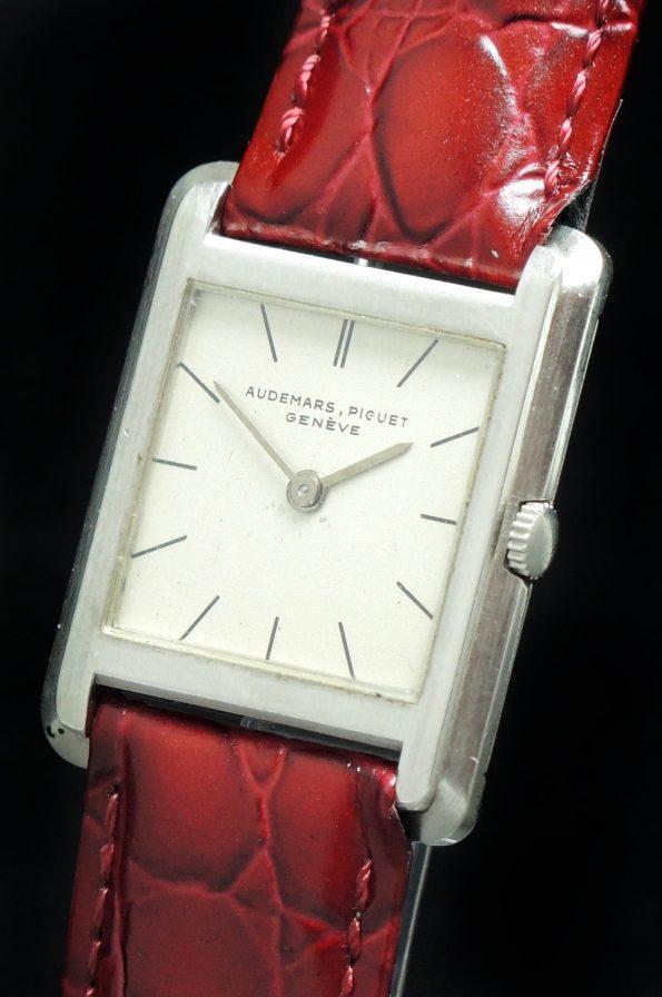 Superrare PLATIN CASED Audemars Piguet Vintage ultraslim