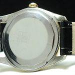 Universal Geneve Polerouter Date Automatik Automatic black dial