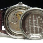 Beautiful Zenith Automatik Automatic Captain Steel Vintage
