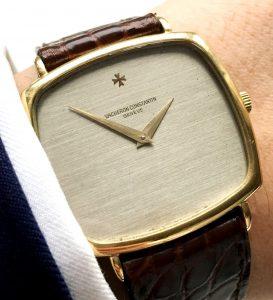 Amazing Vacheron Constantin in Solid gold Vintage 18 carat