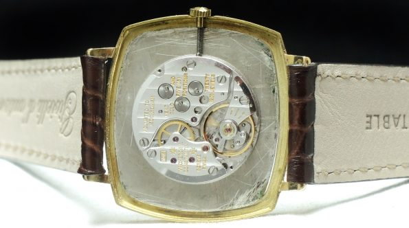 Amazing Vacheron Constantin in Solid gold Vintage 18 carat