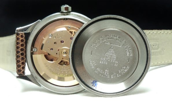 Vintage Omega Constellation Pie Pan Automatik Automatik