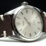 Perfect  Rolex Oyster Precision Stahl Steel