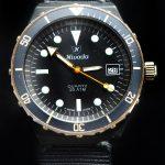 40mm Nivada Quarz Quartz Diver PVD