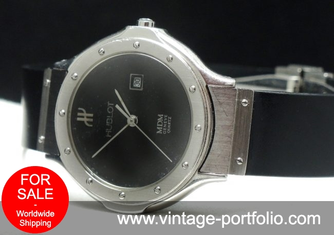 Hublot CLASSIC MDM 1521.1 26mm Quarz Quartz Ladies Lady