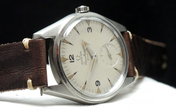 Factory Original Omega Ranchero 36mm white dial Vintage Extract