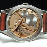 Omega Oversize 38.5mm Vintage Jumbo black dial