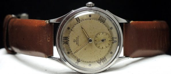 35mm Omega Vintage Automatic Watch