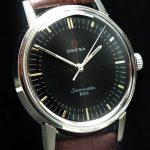 1967 Wonderful Omega Seamaster 600 Speedmaster Companion Vintage