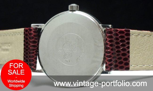 Wonderful Omega Seamaster De Ville Vintage