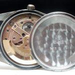 Rose Gold plated Omega Seamaster Automatic Automatik black dial