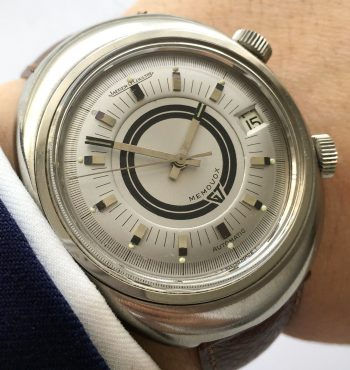 Jaeger LeCoultre Memovox GT  Speed Beat