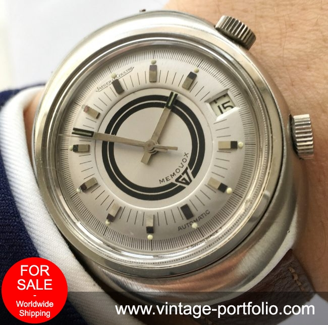 Jaeger LeCoultre Memovox GT Speed Beat Automatic