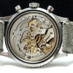 Serviced Nivada Grenchen Croton Vintage Diver Chronograph