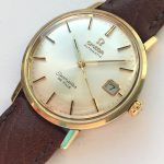 1967 Perfect Omega Seamaster De Ville with Date