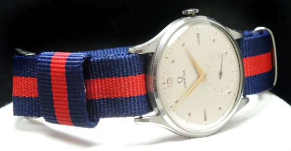 Great  Omega Oversize Jumbo 38mm with Nato Strap 50ties