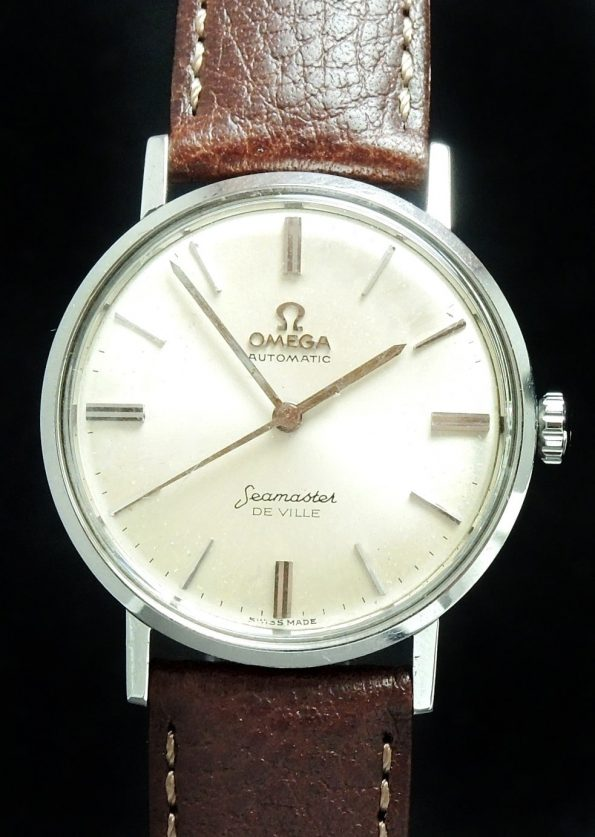 Wonderful Omega Seamaster De Ville with Date