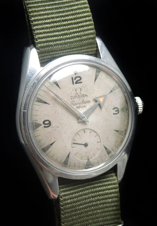 Original Omega Ranchero Vintage Broad Arrow