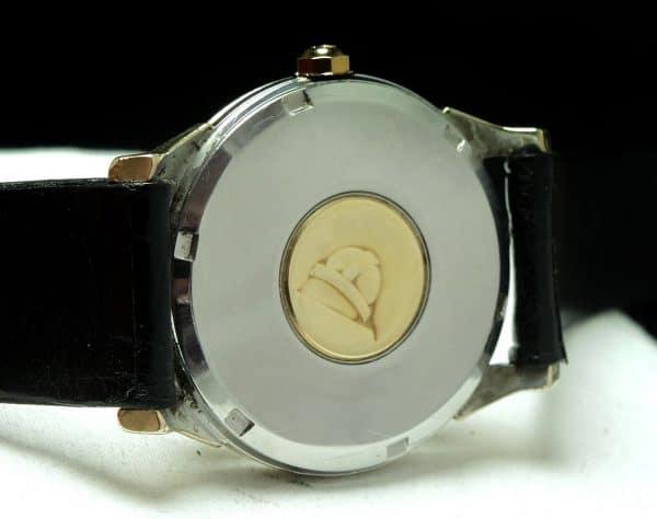 Full Set Omega Constellation Automatic Pie Pan