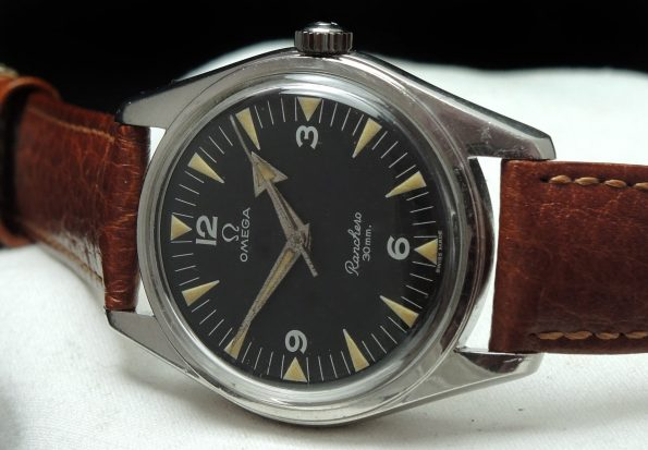 Vintage Omega Ranchero Original Broad Arrow Hands ref 2996