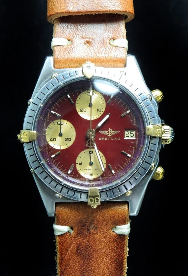 Serviced Breitling Chronomat Vintage Automatic